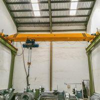 Electric single girder and double girder overhead crane thumbnail image