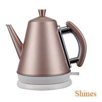 color sprayed kettle