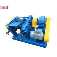 Mud rubber cleaning creper machine thumbnail image