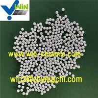 Polishing zirconia ceramic ball