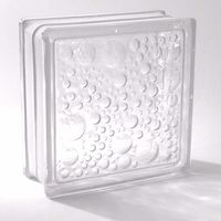 Clear Hollow Glass Block Decorative Crystal Glass Bricks thumbnail image