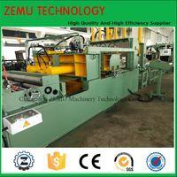 transformer oil tank corrugated fin machine
