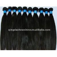 2012 newest 100% brazilian human hair extension
