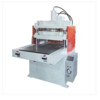 Hot sale high quality online manual Sheet Hydraulic Die Cutting Press