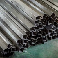 Stainless Steel Square Pipe & Tube