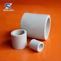 15mm 16mm 25mm 40mm 50mm 80mm 100mm Ceramic Raschig Ring Random Tower Packing thumbnail image