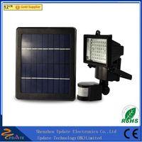 60led Solar Powered Motion Sensor Light Outdoor Security Flood Spot Light thumbnail image