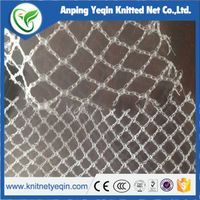 Net for hail protection