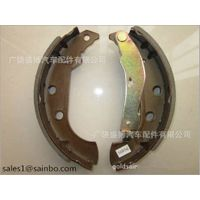 toyota auto brake shoes