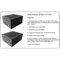 100m HDMI and VGA/Audio to HDBT Switcher Extender-Set thumbnail image