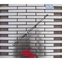 Foshan Yixing metallic mosaic tile,wall paper, construction material thumbnail image
