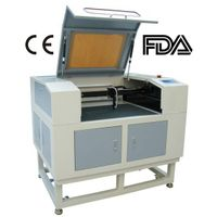Fast Speed Paper Laser Cutting Machine from China Dongguan