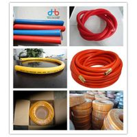pvc flexible durable multi size available highest pressue 1/4 to 1 inch air hose