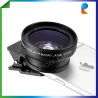Factory offer 37mm 2.0x telephoto lens for smartphones