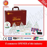 Kangzhu Brand Cupping Set 16pcs for Red Package Hot Sale thumbnail image