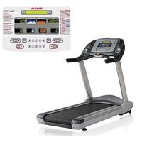 Taiwan-Made Commercial Motorized Treadmill with powerful AC servomotor