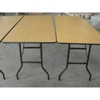 Trestle banquet folding table thumbnail image