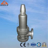 A42 spring loaded full lift type safety relief valve