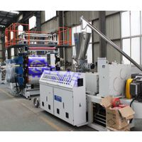 PVC Wall & Flooring Sheet Extrusion Line