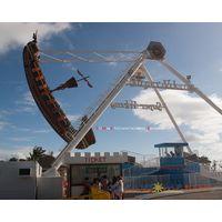 theme park amusement ride pirate ship for sale thumbnail image