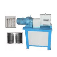Hot-rolled fishplate machine