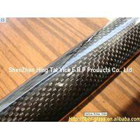 3K carbon fiber winding tube