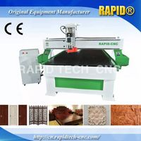 CNC router for wood engraving