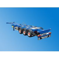 Retractable Semi-trailer
