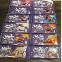 Chocolate Milka / Milka Chocolate 100g and 300g