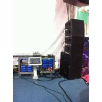 Line Array subwoofer -QSUB