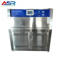 High Quality Aisry ASTM G154 Programmable UV Light Accelerated Aging Environment Test Chamber thumbnail image