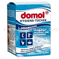 Disposable Professional And Hospital Antiseptic Towelettes
