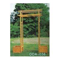 garden arbor with flower box(DDA-038)