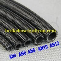 nylon braided oil cooler hose and assembly thumbnail image