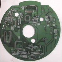 Round Circle PCB thumbnail image