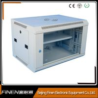 SPCC cold rolled steel wall mount network cabinet