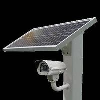 5.0MP GSM GPRS Remote snapshot solar camera with Night vision thumbnail image