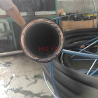 EN 856 4SP hydraulic rubber hose