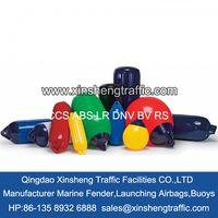 Yacht buoys Marine Pneumatic Rubber Fender thumbnail image
