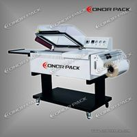 All in One Shrink Wrap Machine