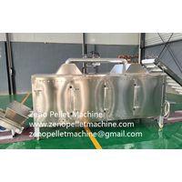 Fish feed dryer machine