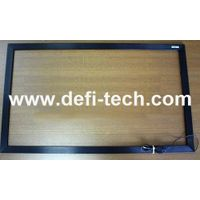 """DEFI 46"""" interactive transparent touch frame, Flexible touch frame"""