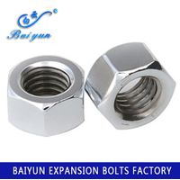 High quality cheap price DIN934 hex nut