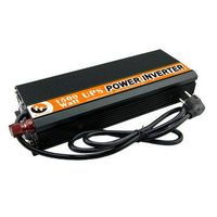 Peak 3000w Modified Sine Wave Power Inverter 1500w Dc 12v to Ac 230v Power Converter with Battery Ch