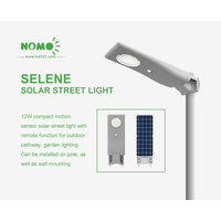 Nomo selene solar street light