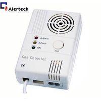 Natural gas detector, gas detection alarm