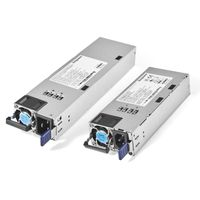 Hot Swap 3KW 1U CRPS Titanium 96% AC-DC Redundant Power Supply IEC 62368