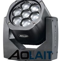 7X15W Led Mini B-Eye Moving Head