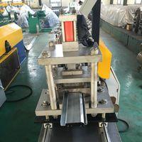 rolling shutter slat forming machine