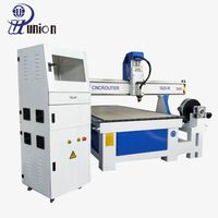 4 Axis CNC Router Rotary Axis Engraving Machine For Air Cooling System thumbnail image